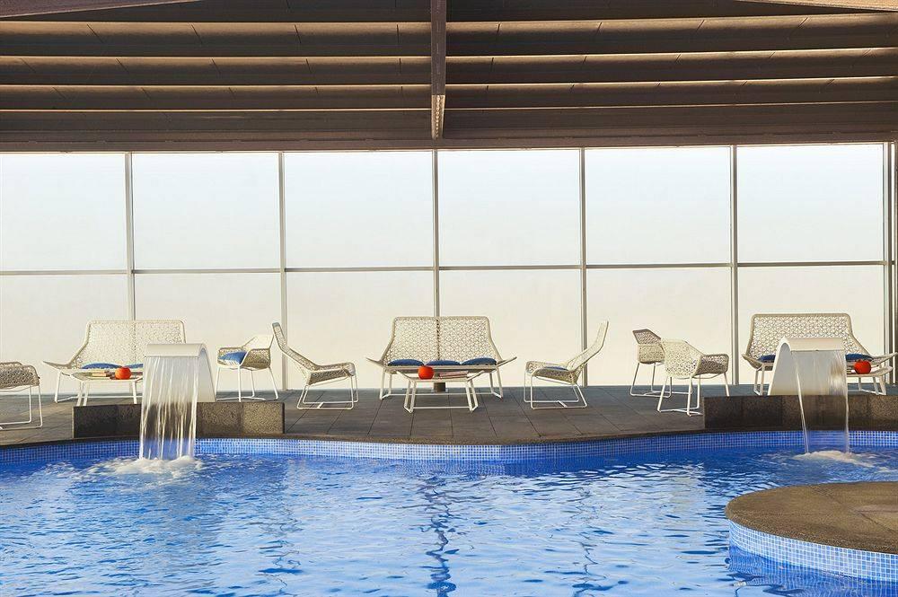 Le Méridien Ra Beach Hotel amp Spa  Hotel de lujo 5 en El