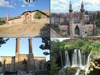 Sivas'ta gezilecek yerler