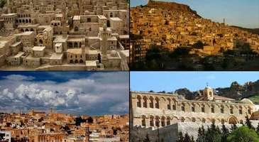 Mardin'de gezilecek yerler