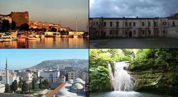 Sinop'ta gezilecek yerler