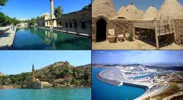Urfa'da gezilecek yerler