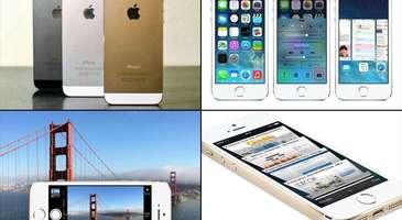 iPhone 5S'in özellikleri