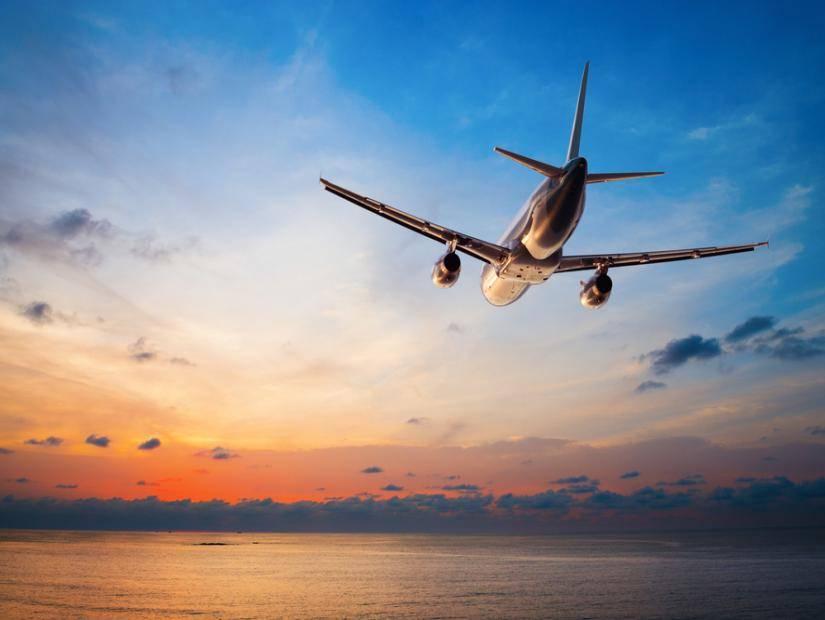 Uçan uçak