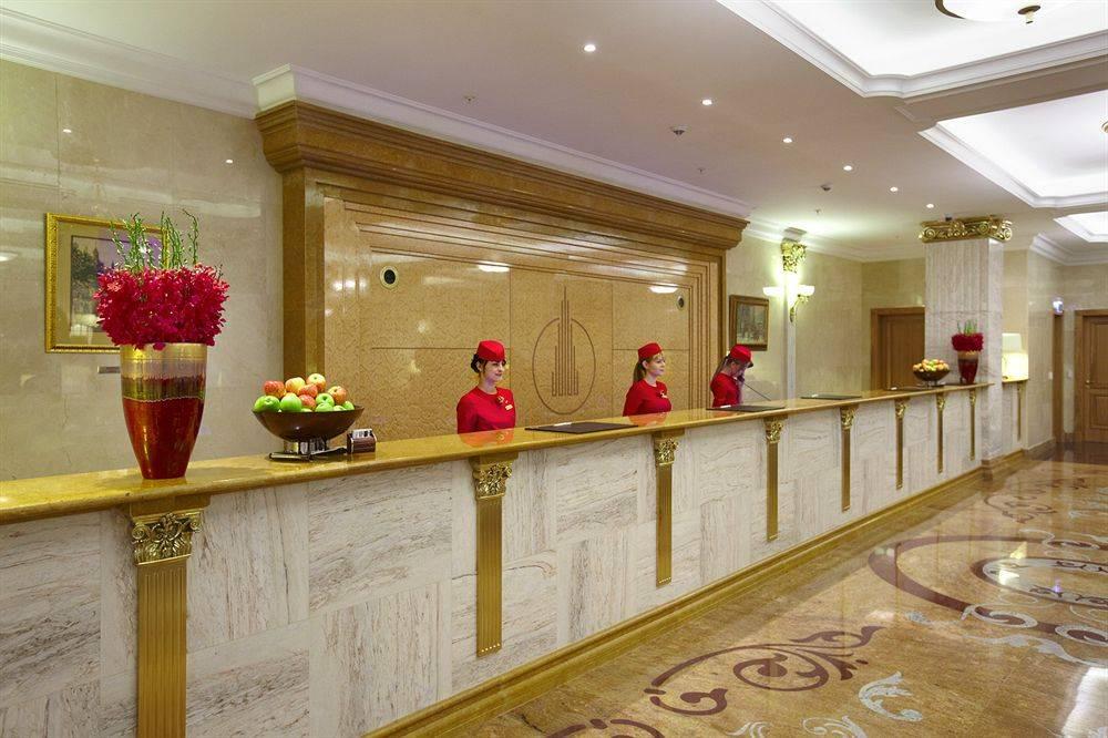 Легендарный отель Советский  официальный сайт гостиницы