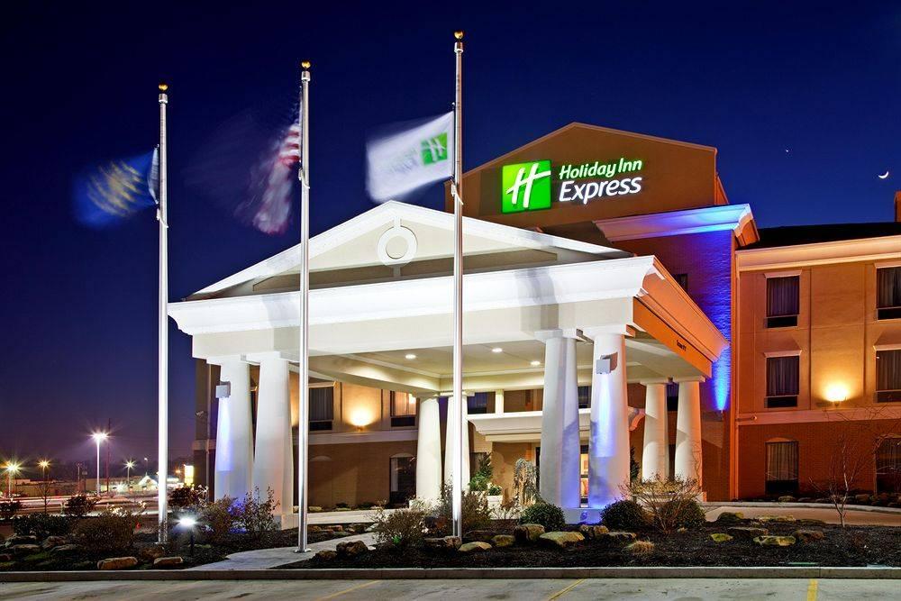 Holiday Inn Express Vincennes