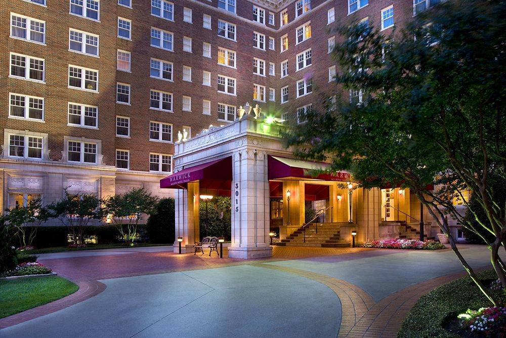 Warwick Melrose Hotel, Dallas