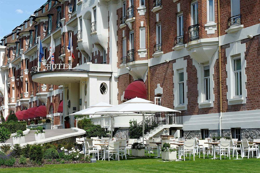 westminster hotel spa le touquet paris plage fransa en. Black Bedroom Furniture Sets. Home Design Ideas