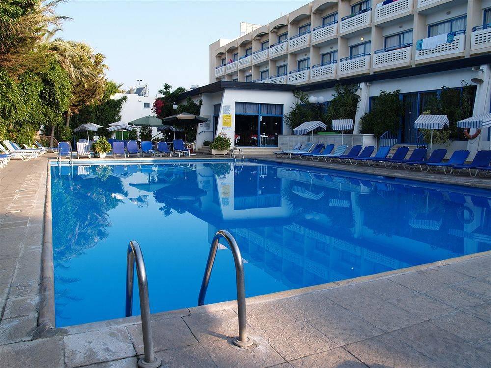Пафиесса отель пафос