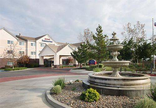 Fairfield Inn By Marriott Vacaville