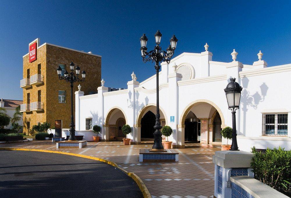 Hotel riu chiclana