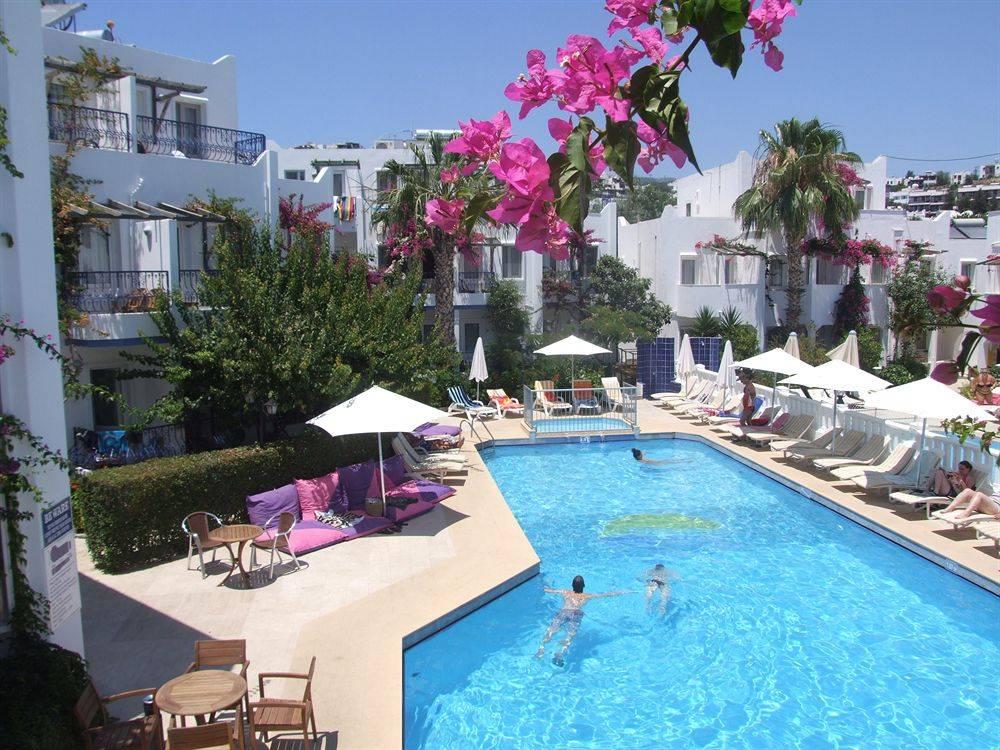 Serhan Hotel Bodrum Türkiye en uygun fiyatlara online