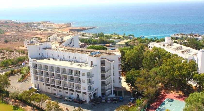 Марина отель кипр айя