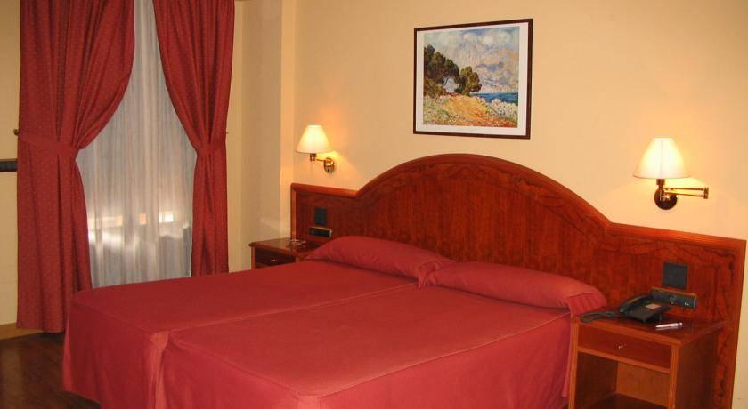 Испания гостиницы цены