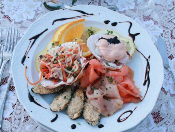 Food in Agrigento