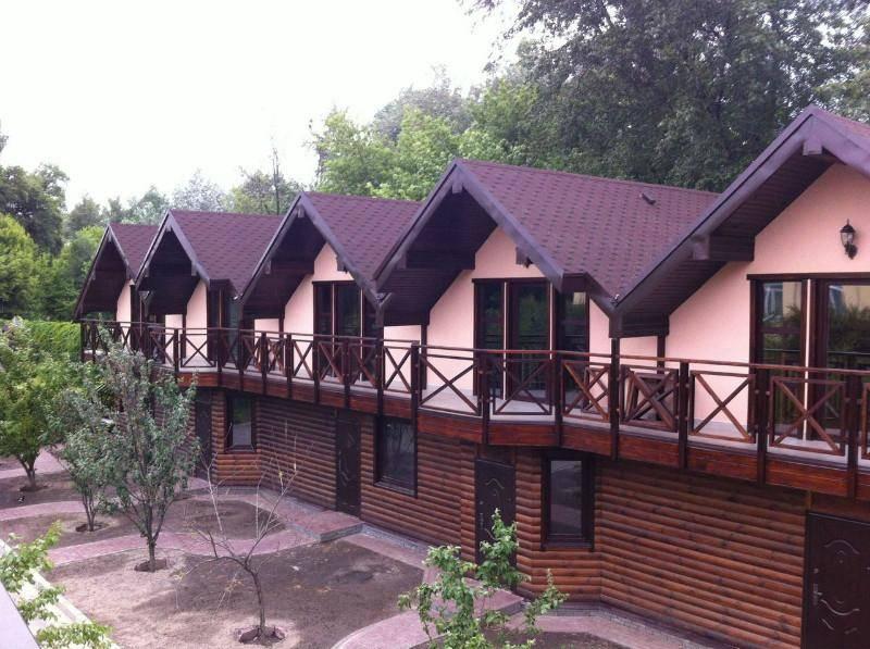 Cottages Cervo foto