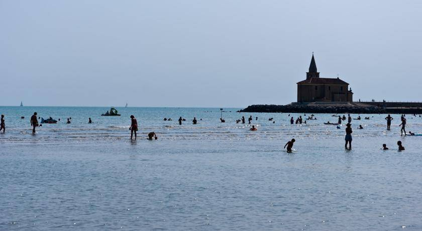 Island in Caorle