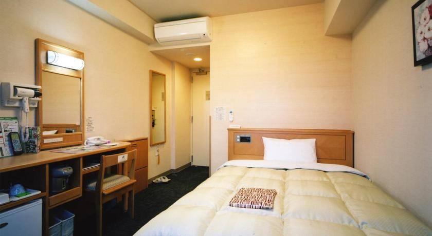 Hotel Route Inn Shibata Inter Niigata Japan