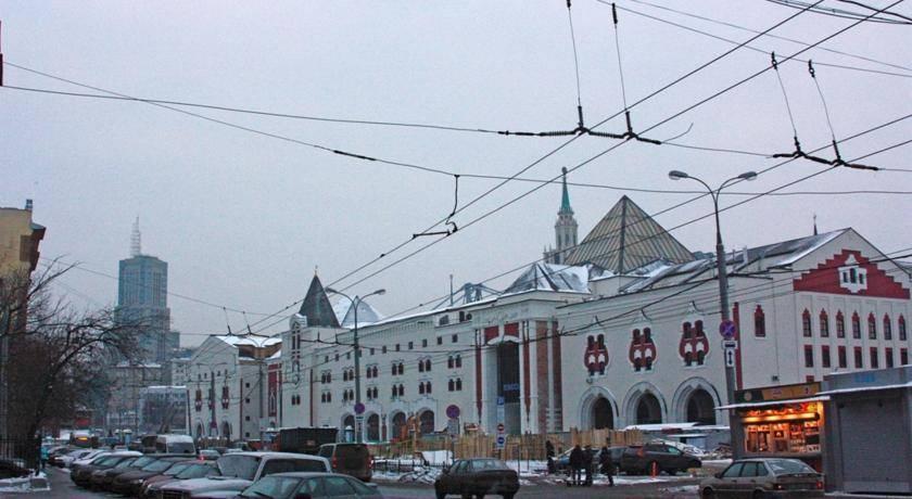 Гостиницы рядом с вокзалом Казанский вокзал в Москве