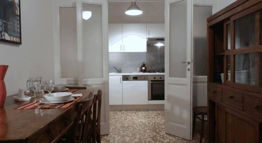 Однокомнатная квартира в милане