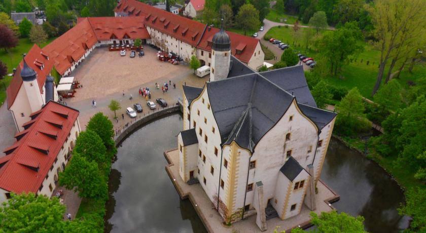 Wasserschloss Klaffenbach Schlo