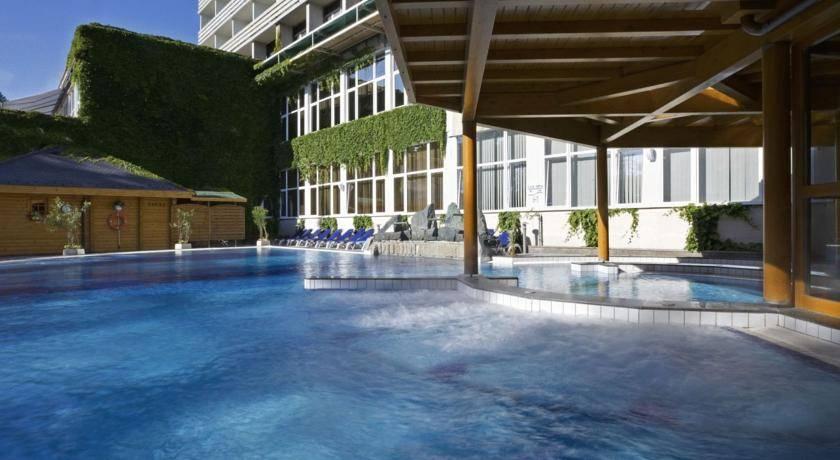 Amira boutique hotel wellness spa heviz macaristan en for Boutique hotel wellness