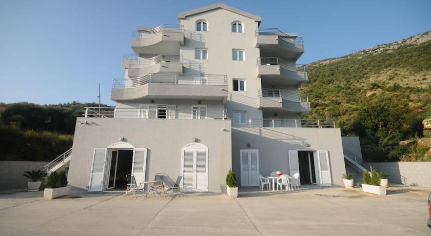 Апартаменты будва черногория