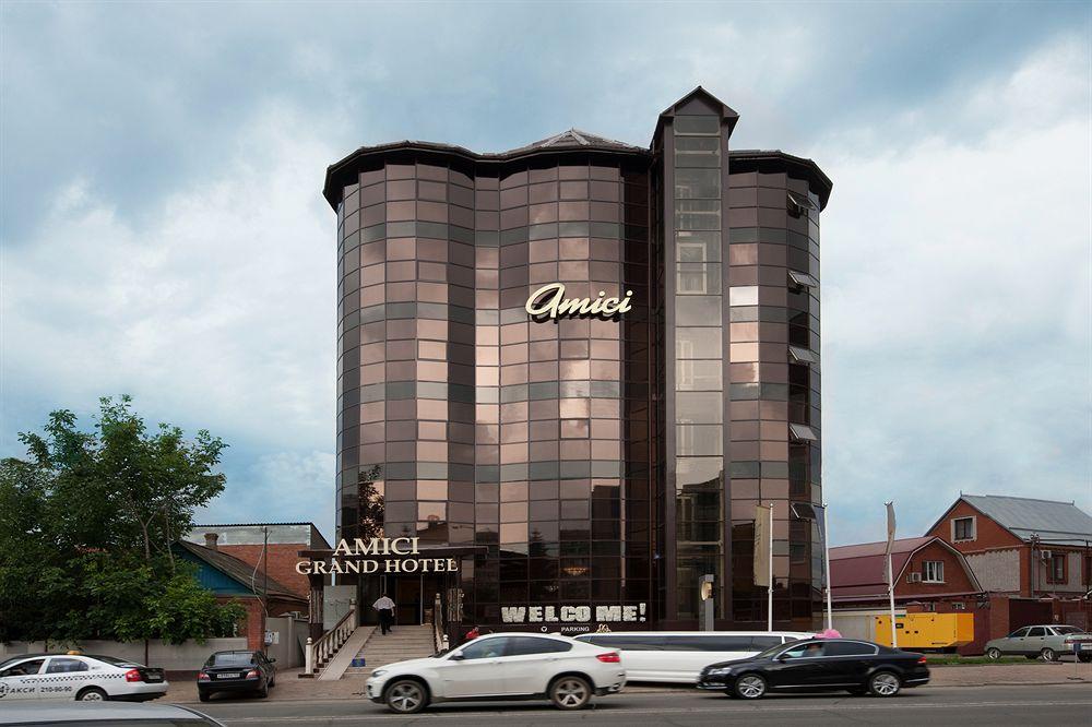 Гостиничноресторанный комплекс Amici Grand Hotel в
