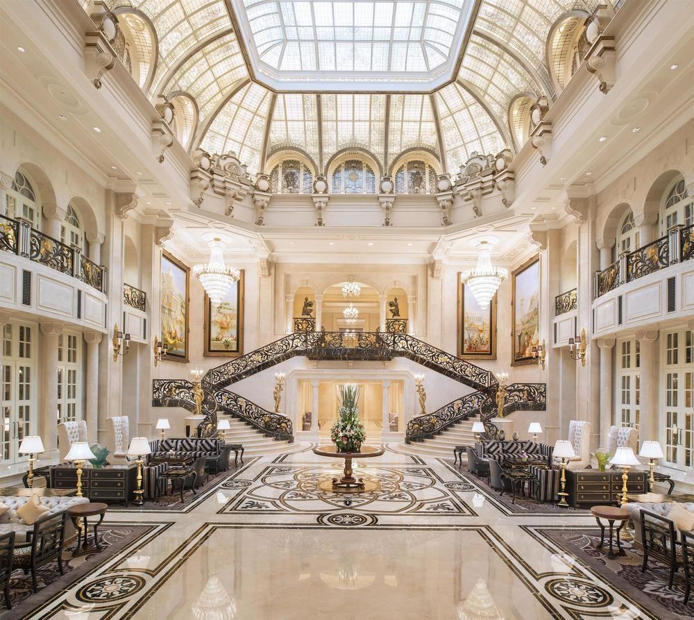 интерьер Шанхай Китай отель interior Shanghai China the hotel скачать
