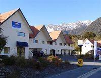 Bella Vista Motel Fox Glacier