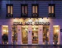Hôtel Etoile Saint Ferdinand Paris