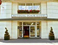 Hôtel Auteuil Tour Eiffel