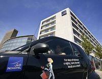 Suite Novotel Paris Porte de Montreuil