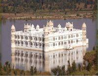 Lake Nahargarh Palace