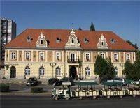 Hotel Kristály and Esterházy Restaurant