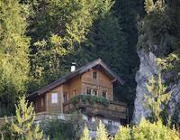 Wasserfallhütte Kufstein