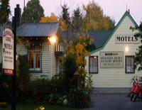 Glenalvon Lodge Motel