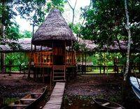 Amazon Reise Eco-Lodge