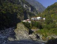 WITHIN TAROKO NATIONAL PARK