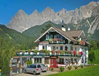 Landhaus & Ferienwohnungen Bergrast