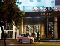 Business Tower Hotel Boutique Concept