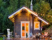 Sauna & Spa Under the Apple Tree