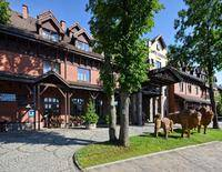 BEST WESTERN HOTEL ZUBROWKA