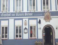 Freestyle Ház - Gasthof zur Blauen Sense