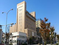 Hotel Sunroute Tsu