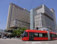Takaoka Manten Hotel Ekimae