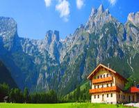 Alpen Appartements Oberlehengut