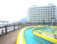 Pacific Hot Spring & Beach Resort Green Bay
