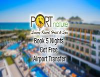 Port Nature Luxury Resort Hotel&Spa