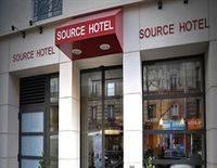 Source Hôtel