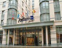 Radisson Blu EU Hotel, Brussels